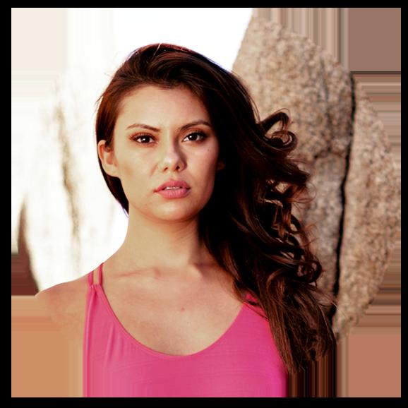 Danielle Ruiz - Swimwear model Brigitewear