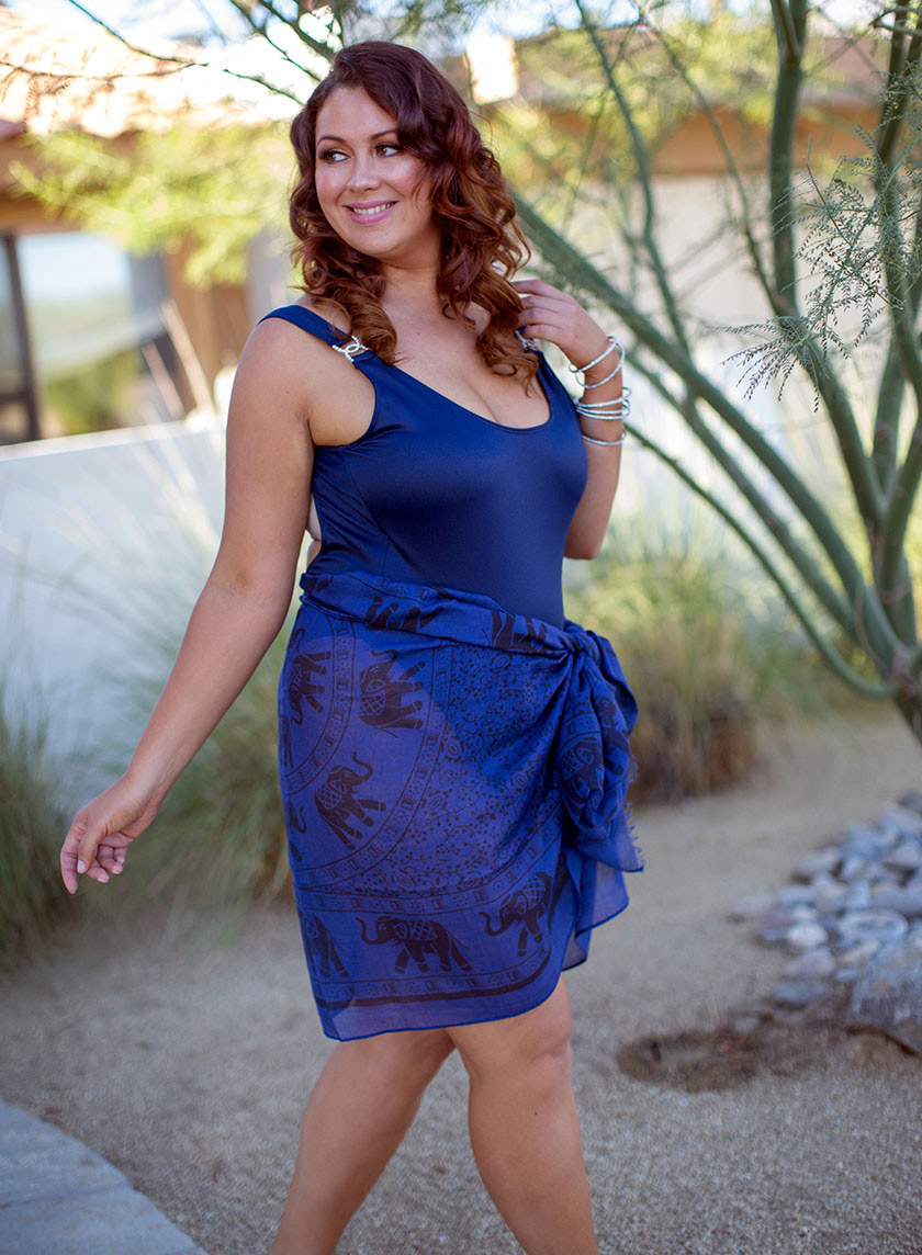 Plus sized apparel for the full figured woman