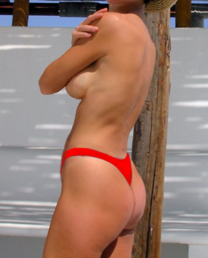 Cannes Thong Bottom HN