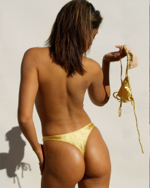 Biarritz Thong bikini bottom