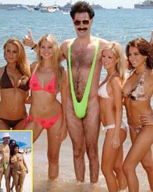 Borat in Cannes
