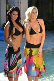 Santa Monica Skirt/Dress | Brigitewear